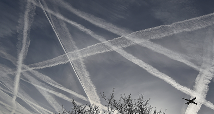 Cloudy with a chance of contrails: NASA clears up skies with new fuel