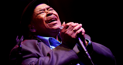 Remembering Mr. Superharp: James Cotton's blast-furnace sound burns on