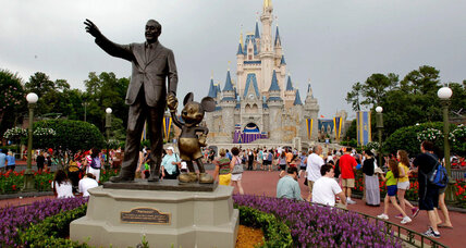 Disney's $3.8 million labor violation: Costumes push paychecks below minimum wage