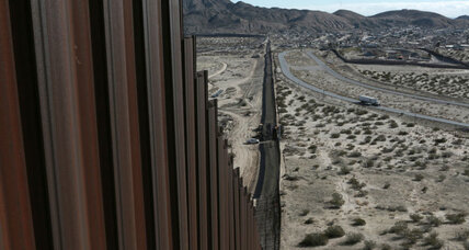 What will the wall look like? Trump administration unveils guidelines