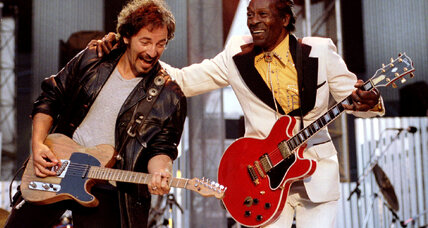 Chuck Berry's influence on rock 'n roll was incalculable