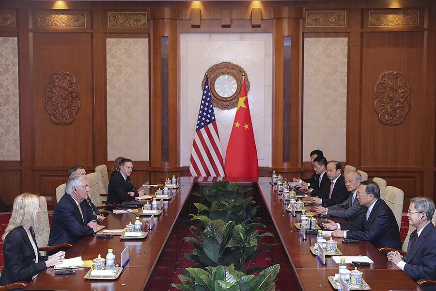 N. Korea says it's not afraid of US threat of military strike