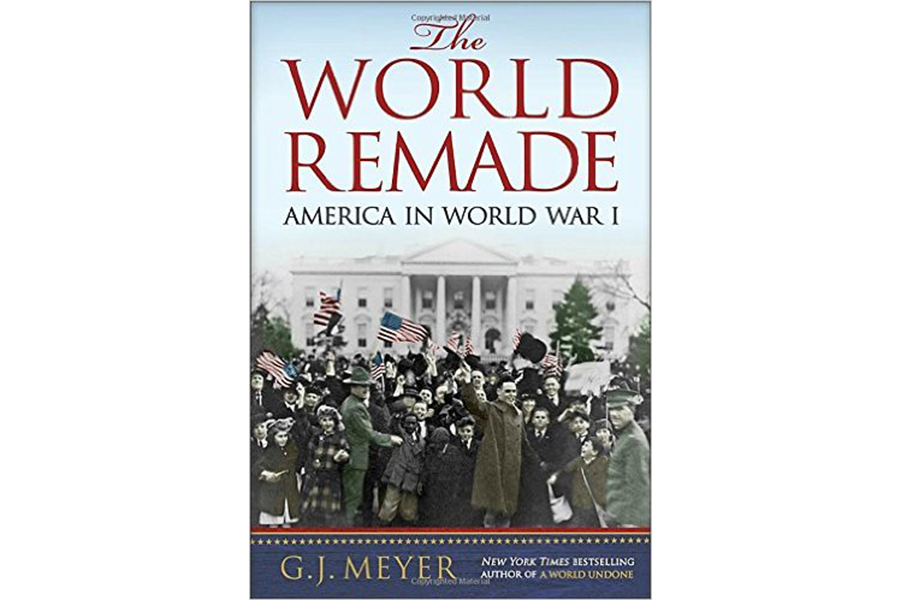 the world remade questions the entry of the us into world war i