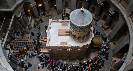 Legendary tomb of Jesus resurrected