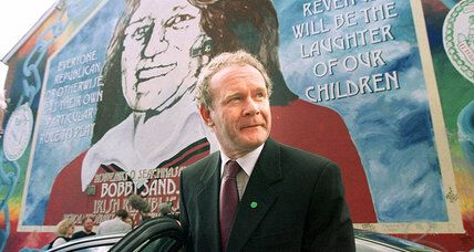 Martin McGuinness: How being honest about his IRA ties let him become a peacemaker
