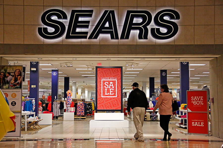 Could this be the end of Sears and Kmart? Parent company raises red ...