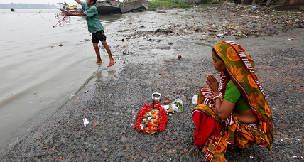 Mother Ganges: Can human rights save India's sacred river?