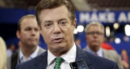 Former Trump campaign manager Paul Manafort received millions to promote Putin