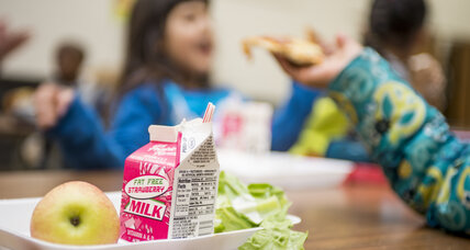For better school lunches, make them part of the lesson plan