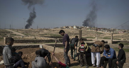 Airstrikes in Mosul kill civilians: Are US rules of engagement getting slacker?