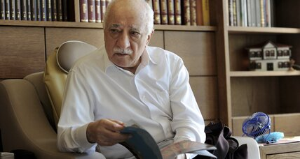 Could the Trump administration send Fethullah Gülen back to Turkey?