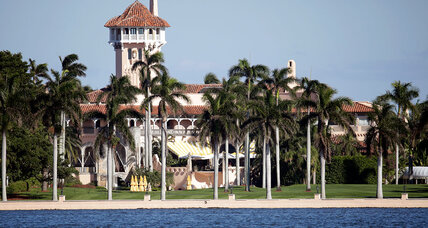 Seeking transparency, Congressional Democrats introduce 'Mar-a-Lago' act (+video)