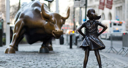 Why the 'Fearless Girl' statue will stay put on Wall Street (+video)