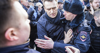 Why Russian protests are making the Kremlin rethink 2018 presidential elections (+video)