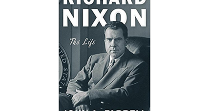 'Richard Nixon' is one of the smartest and most insightful of Nixon bios
