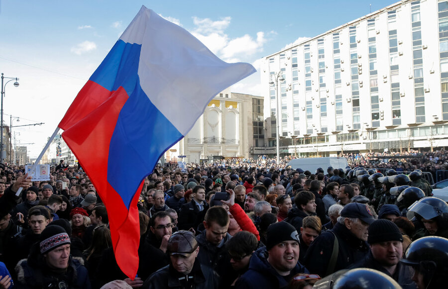 A model for anti-corruption Russians