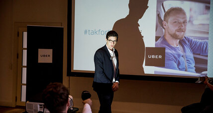 Citing a proposal for tougher taxi standards, Uber withdraws from Denmark