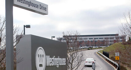 Why is Westinghouse declaring bankruptcy?
