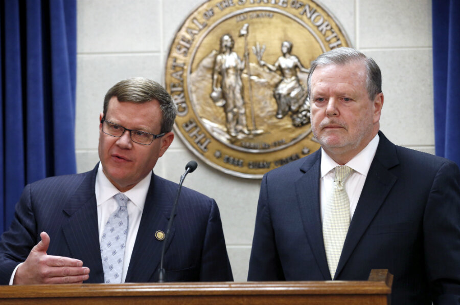 'Bathroom bill' repeal: North Carolina seeks to move on after very long year