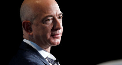 How Jeff Bezos became the world's second richest man