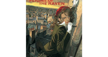 'Flight of the Raven' is a captivating tale of life in occupied Paris in 1944