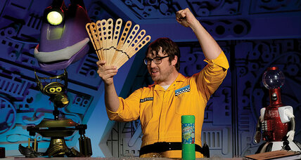 'Mystery Science Theater 3000' is back... again