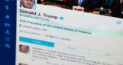 White House agrees to save Trump tweets for National Archives