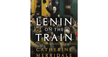'Lenin on the Train,' chugging toward history