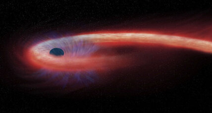 Scientists are trying to snap the first-ever photo of a black hole. How will they do it?