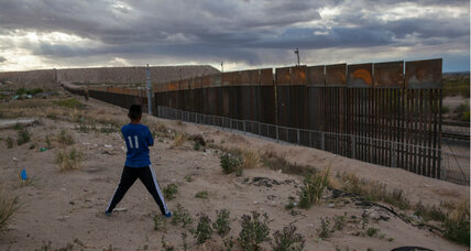 Will Trump's border wall suffer the same outcome as GOP health-care reform?, Middle East banks can fight terrorism, Ending rape culture through sex...