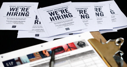 After robust start to 2017, US hiring sputters in March