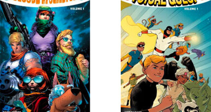 Hanna-Barbera revisits some of the best of its iconic characters
