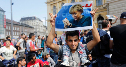 Migrant arrivals in Germany drop in early 2017