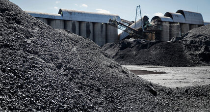 US coal consumption is still dropping. How could a call to bring coal back work?