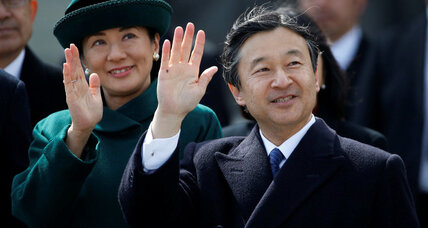 Why Japan's crown prince holds up Malaysia as a 'model for the international society'