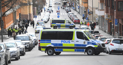 As suspect in Stockholm attack confesses, mourning and resolve from Swedes