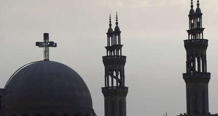 Egypt's example of cross-faith goodwill