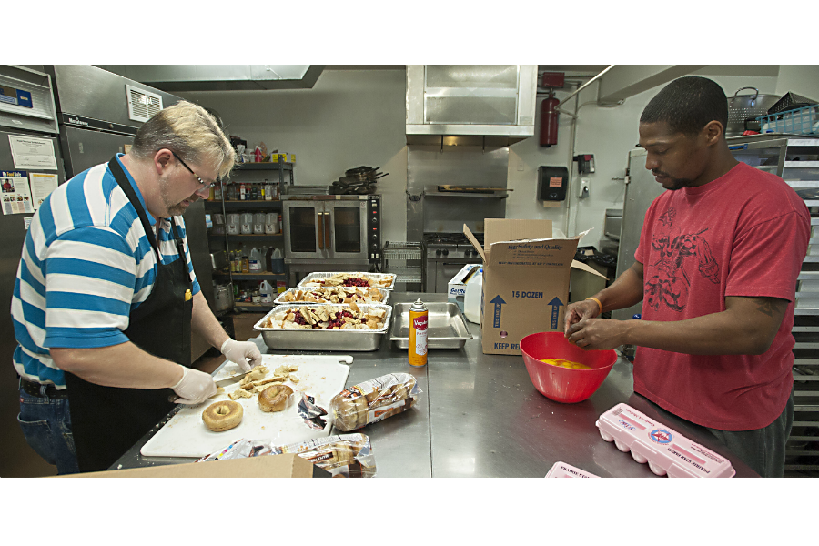This Chef Loves Cooking For Homeless People