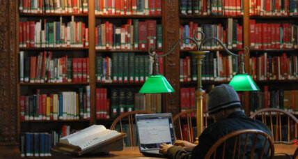 Why libraries could soon need a national endowment