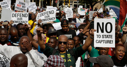 Next up in curbing corruption: South Africa