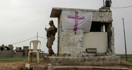 Iraqi Christians return to territory liberated from ISIS with hope, trepidation