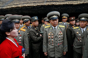 What might a conflict with North Korea look like CSMonitorcom