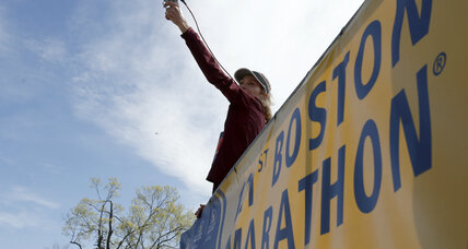 Female running pioneer Kathrine Switzer returns to Boston Marathon