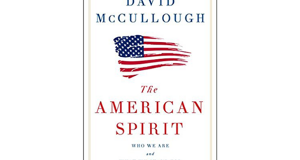 'The American Spirit' collects the best of David McCullough as speaker