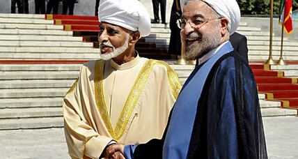 In Oman, a train-of-succession mystery: Who follows Qaboos?