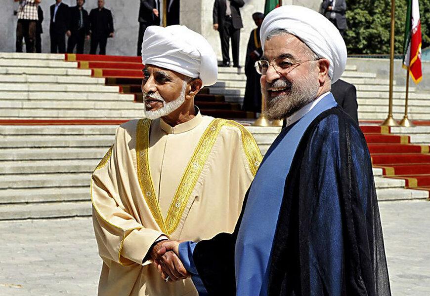 In Oman, a train-of-succession mystery: Who follows Qaboos
