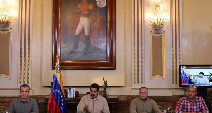 International pressure on its side, Venezuelan opposition to march for state elections