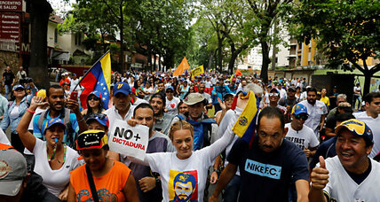 Crisis in Venezuela: Can Trump 'lead from behind' in Latin America?