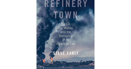 'Refinery Town' tells the story of a city fighting for its own soul