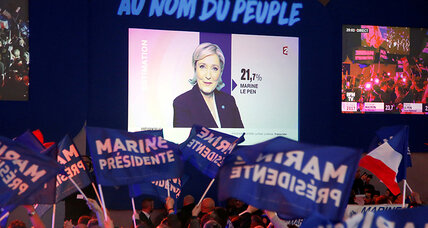 Now on the threshold of the French presidency, who is Marine Le Pen?